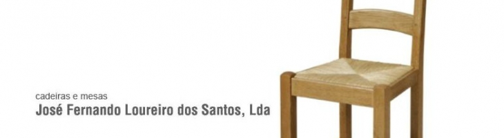 chairs and tables | José Fernando Loureiro dos Santos, Lda | since 1982